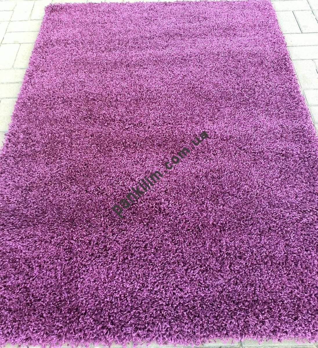 SHAGGY LOCA 6365 DARK PURPLE